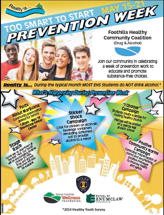 Prevention Week flyer 2016 on website